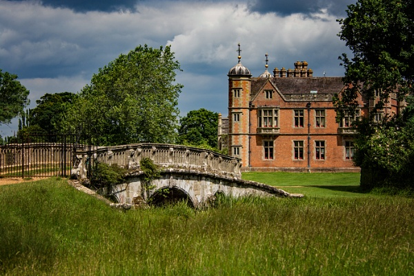 Charlecote Park by dven