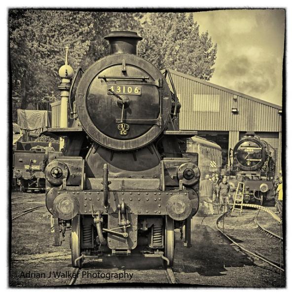 Severn Valley Railway. by Adrian57