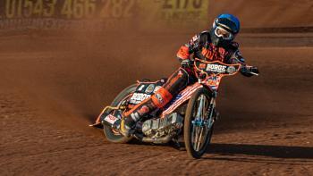 Speedway rider