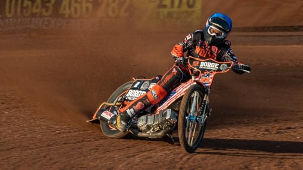Speedway rider by barthez