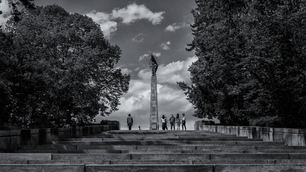 Slavin Hill by Xandru