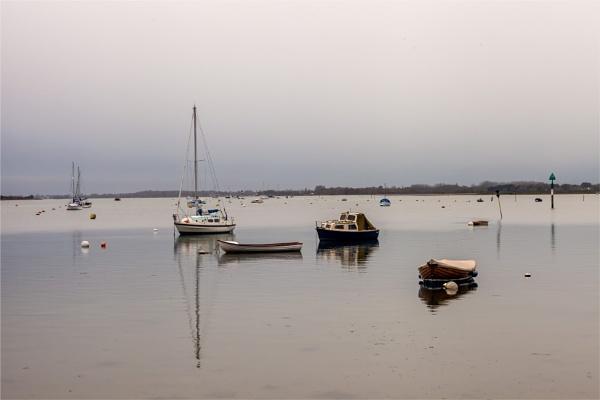 Harbour at Dawn by blrphotos