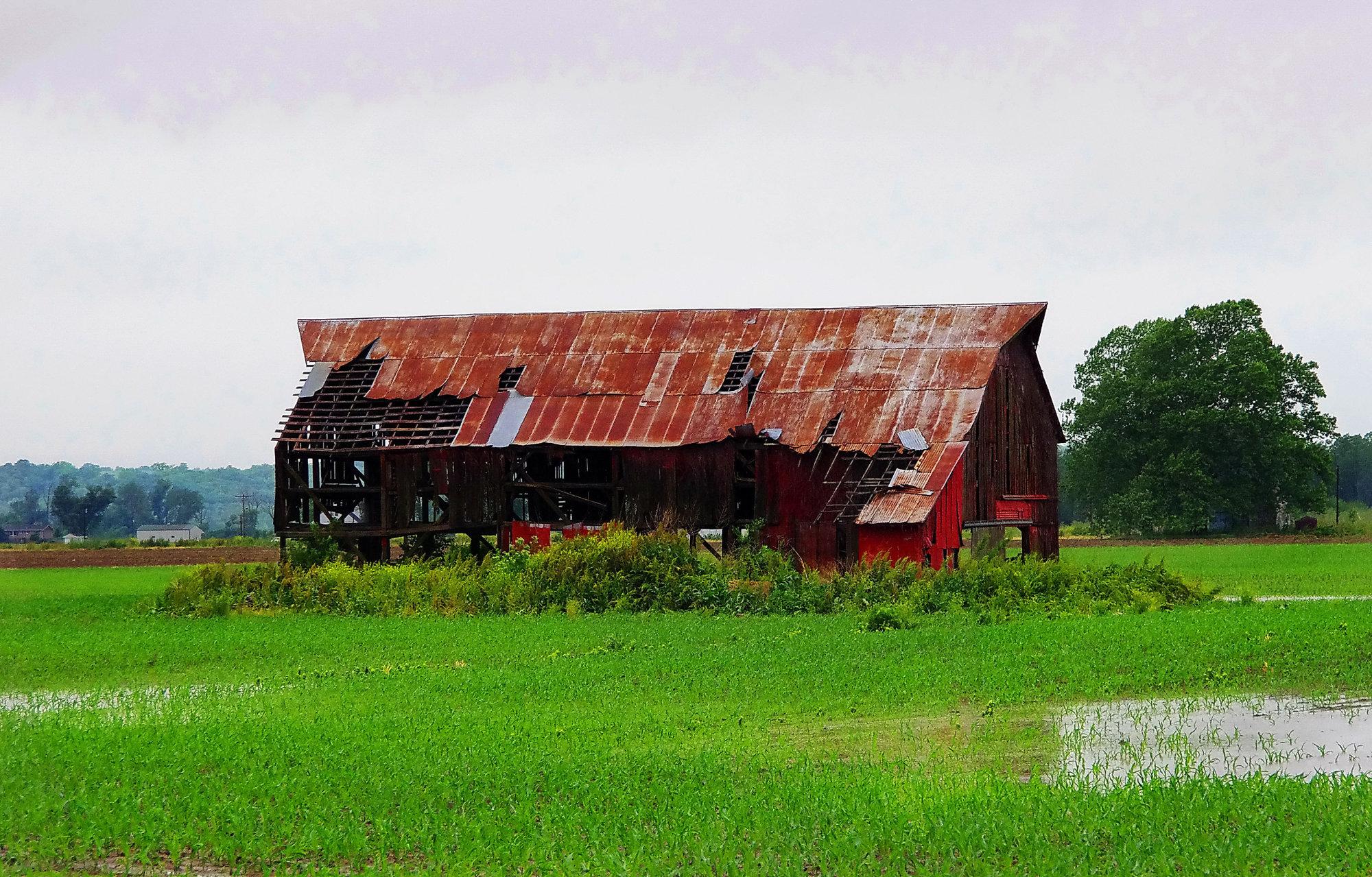Alabama Barn