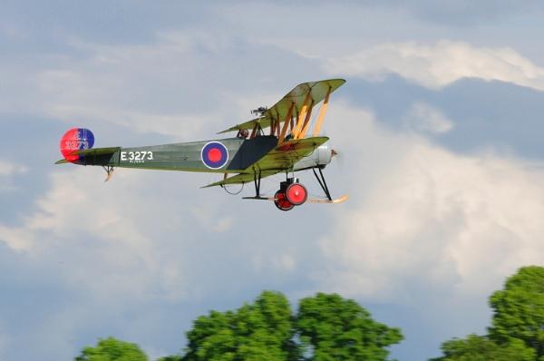 Avro 504K by Kako