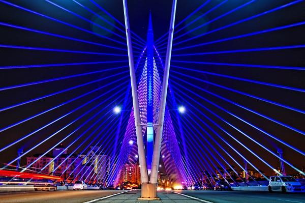 Seri Wawasan Bridge by sawsengee