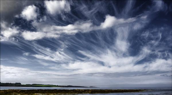 Northumbrian  Shoreline. 2 by mickmarra