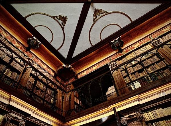Library Corner by nclark