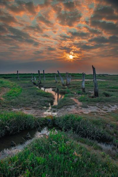 Thornham Norfolk by Stevefz