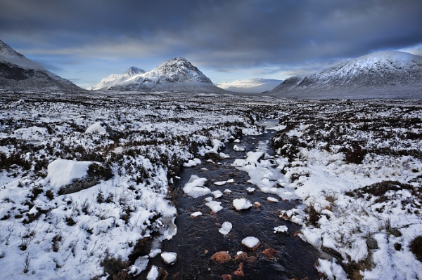 Chilly Glencoe by pink