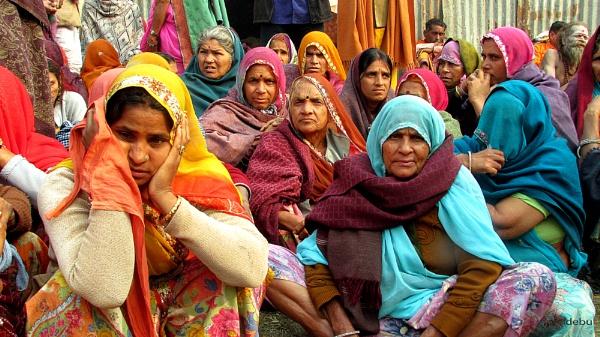 SADHUS, HINDU HOLY MEN & WOMEN OF INDIA(10) by debu