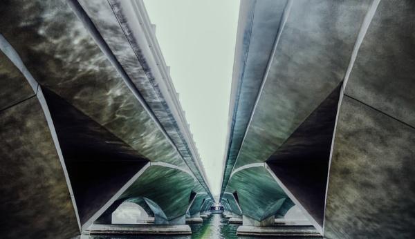 Under the bridge by StevenBest