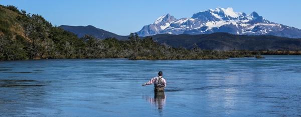 Fly Fishing Patagonia by mammarazzi