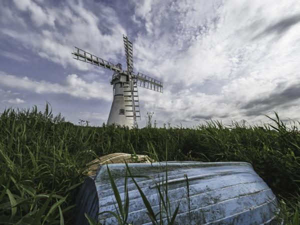 Thurne Windmill by CraigWalker