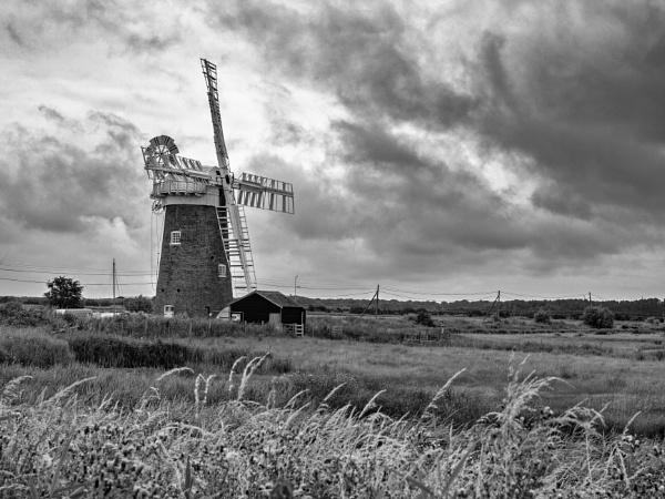Horsey Windpump by CraigWalker