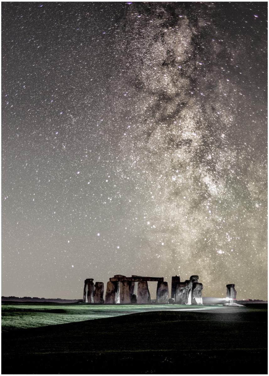 Stonehenge, Milkyway