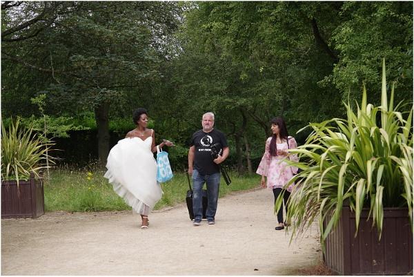 The Wedding Shoot by johnriley1uk