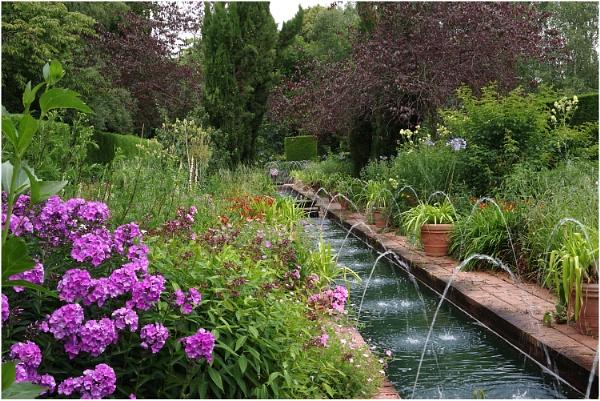 Alhambra Garden by johnriley1uk