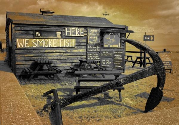 We Smoke Fish by BigAlKabMan