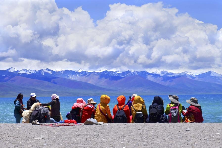 Namtso National Park, Tibet