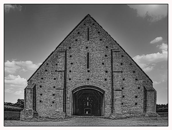 Stone Barn II by Bore07TM