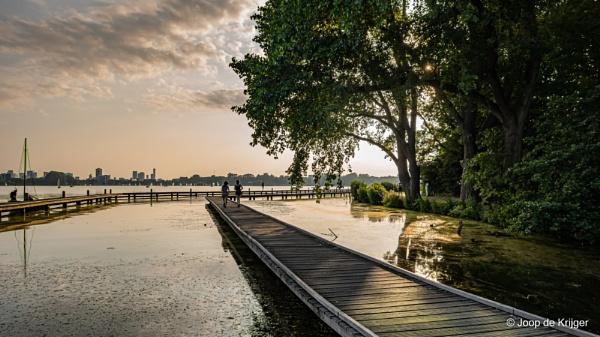 a summer evening by joop_