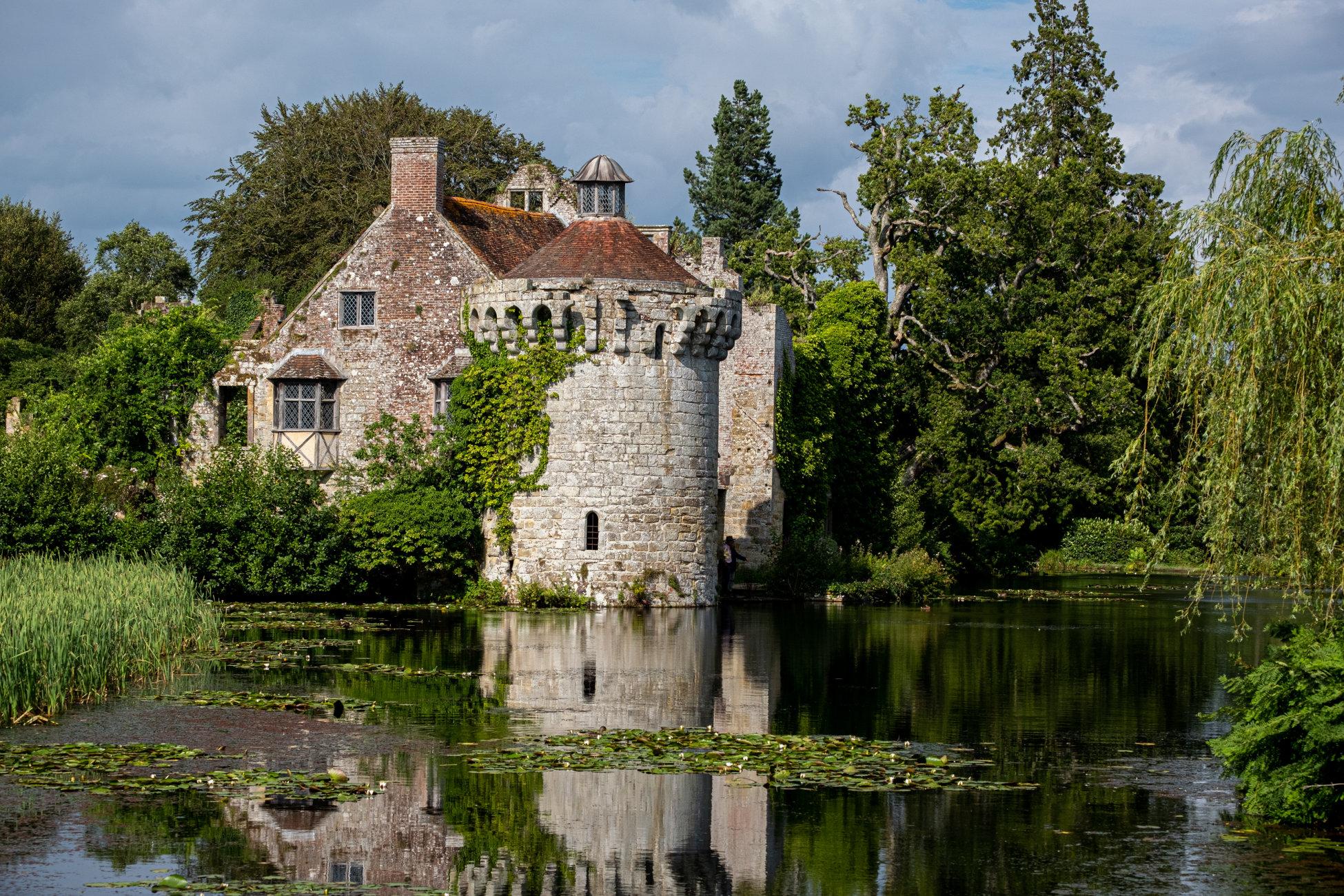 Scotney Castle ,Kent