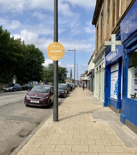 Welcome to Portobello, Edinburgh. by Pinarellopete