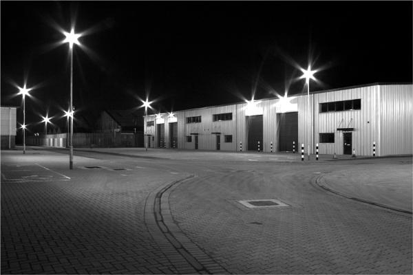 Industrial Estate by blrphotos