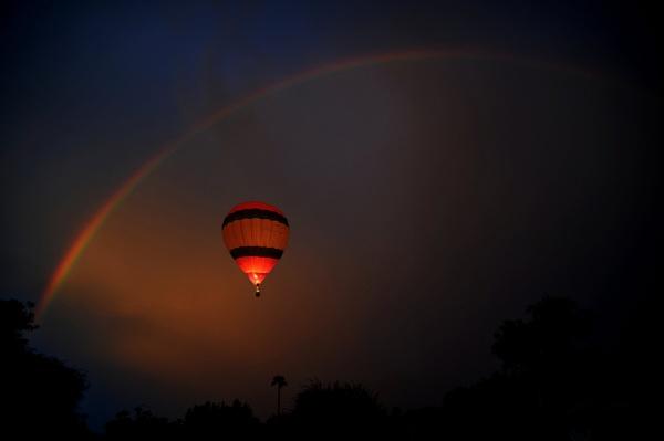 Rainbow Riders by Gbloniarz
