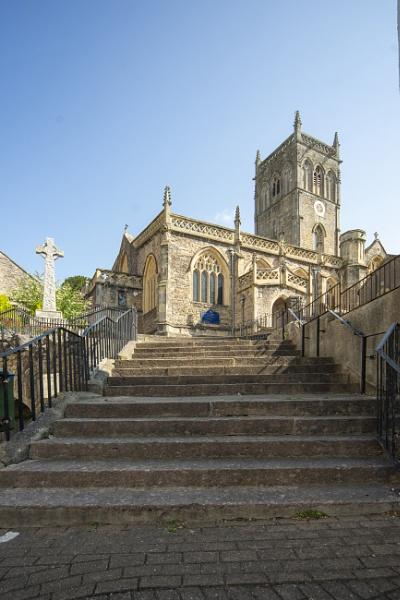 St John the Baptist, Axbridge by pledwith