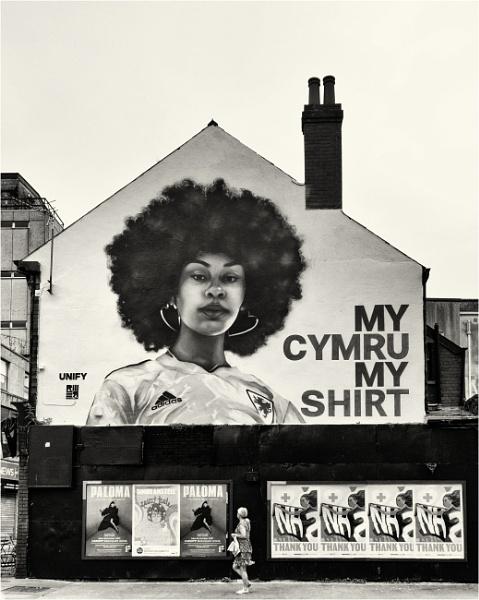 My Cymru My Shirt. by franken