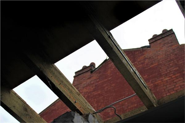 Replacing the garage roof by helenlinda