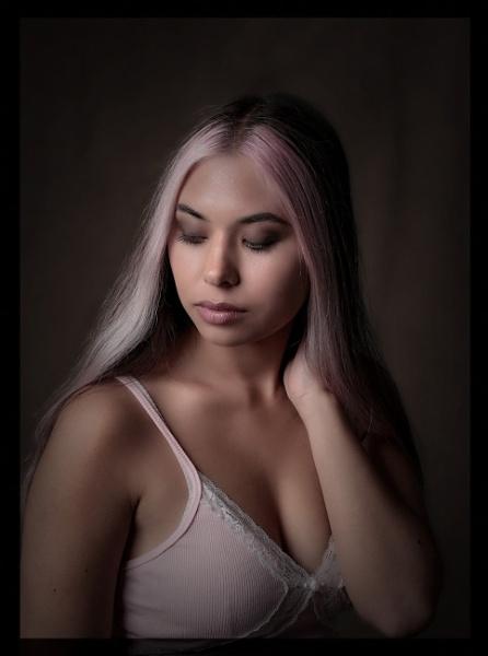 portrait. by mex