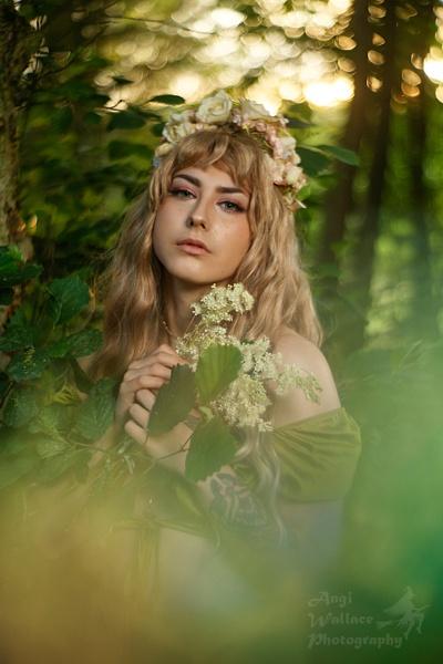 Woodland portrait by Angi_Wallace