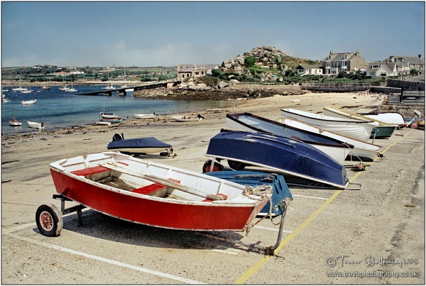 Hugh Town, St Marys, Isles of Scilly by TrevBatWCC
