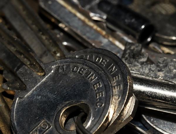 Keys by Merlin_k