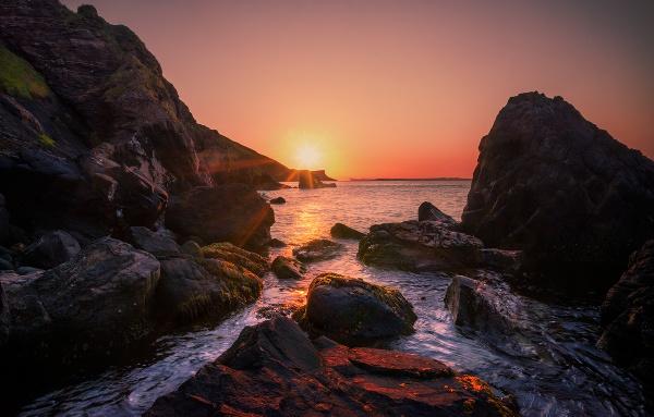 Irish Coast - The North by brzydki_pijak