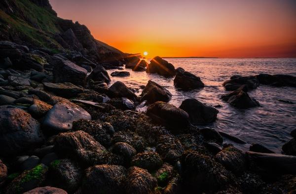 Irish Coast - The North II by brzydki_pijak