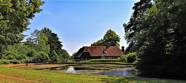 Park Mill, Batemans. by mike9005