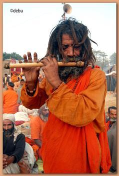 SADHUS, HINDU HOLY MEN & WOMEN OF INDIA(15)