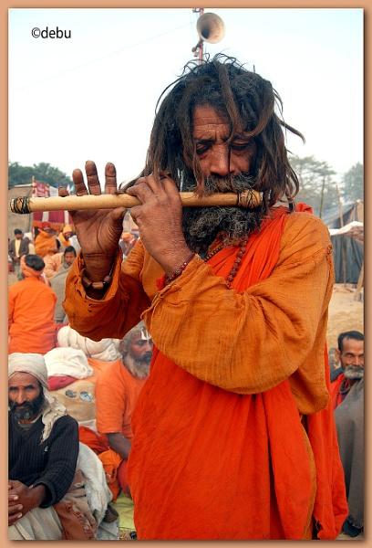 SADHUS, HINDU HOLY MEN & WOMEN OF INDIA(15) by debu