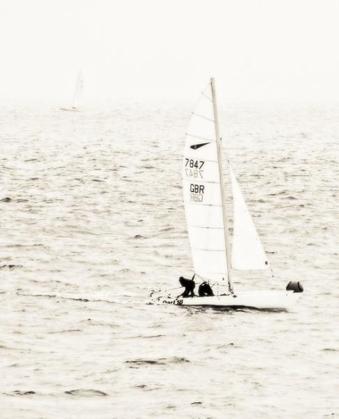 Sailing by Alan_Baseley