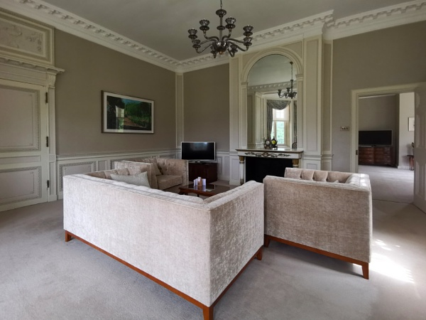 Mansion State Suite in Tylney Hall Hampshire by StevenBest