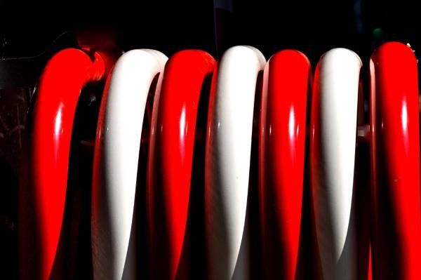 Predominantly red ... by Chinga