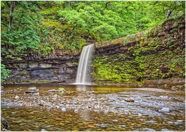 Sgwd Gwladys -Lady Falls by Kilmas