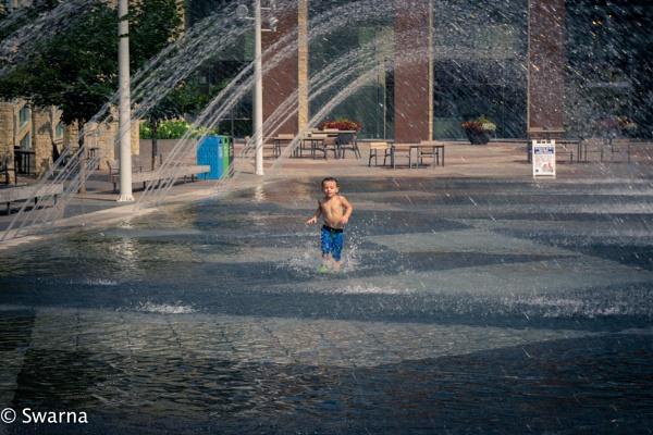 Summertime fun II... by Swarnadip