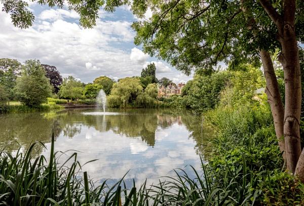 Bletchley Park by DicksPics