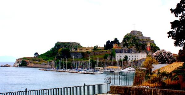 Old Fort, Corfu by ddolfelin