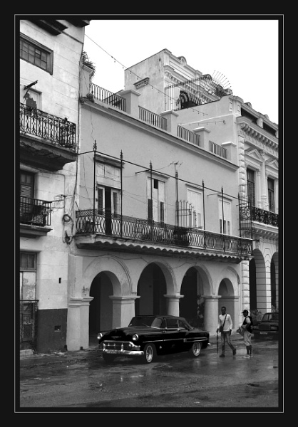 The mood of Havana by pillower