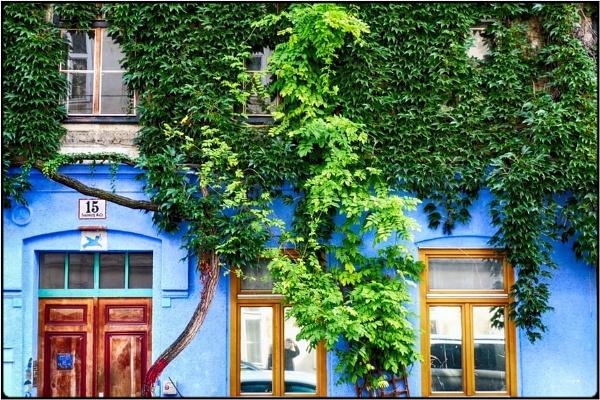 the blue house by FabioKeiner